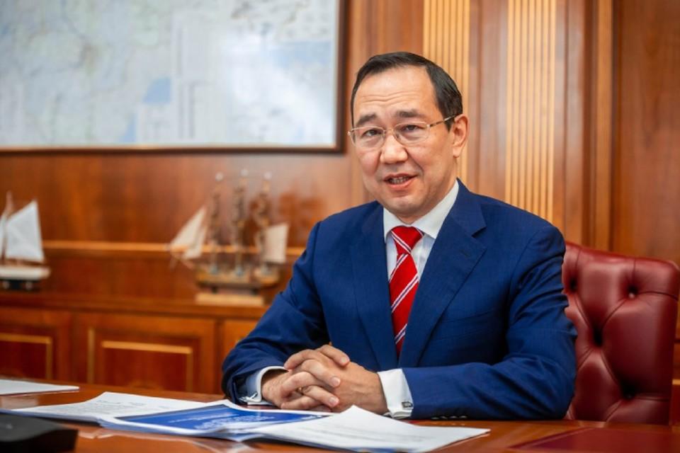 Глава Якутии: коронавирус не повлияет на строительство Ленского моста ФОТО: правительство республики Саха (Якутия)