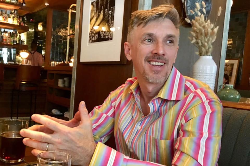 Виталий Филипченко приехал в США почти 15 лет назад.