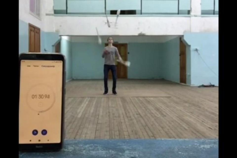 Фото: vk.com, скриншот видеозаписи.