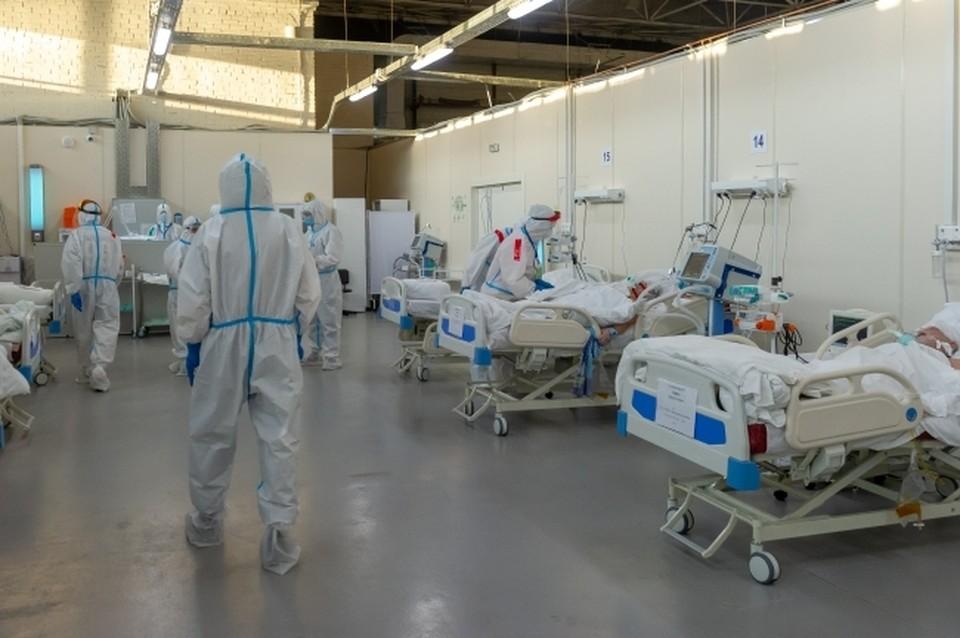 За сутки в Коми коронавирусом заболели 128 человек