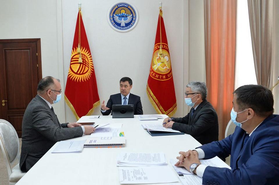Президент обсудил с министром энергетики и промышленности меры по укреплению энергетической безопасности.