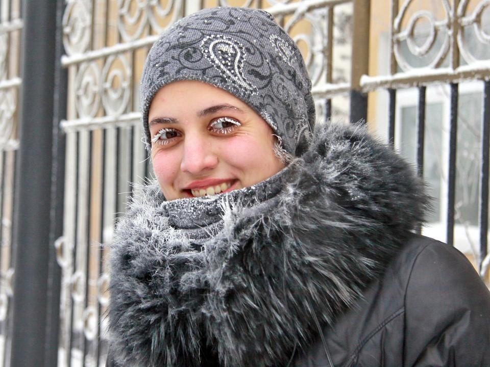 Ощутимое потепление придет в Омск только на следующей неделе.