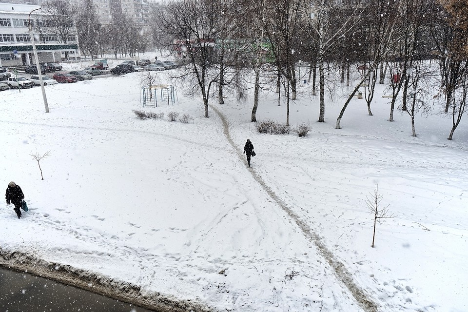 В Орловской области спадет мороз и продолжится снег