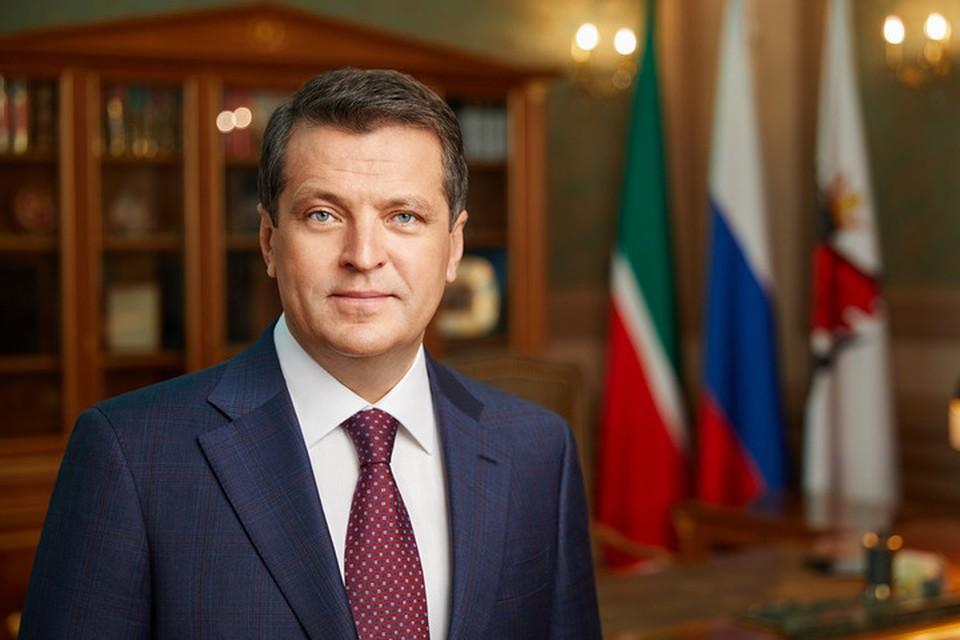 О создании нового учреждения 11 февраля объявил мэр столицы Татарстана Ильсур Метшин. Фото: пресс-служба мэрии Казани