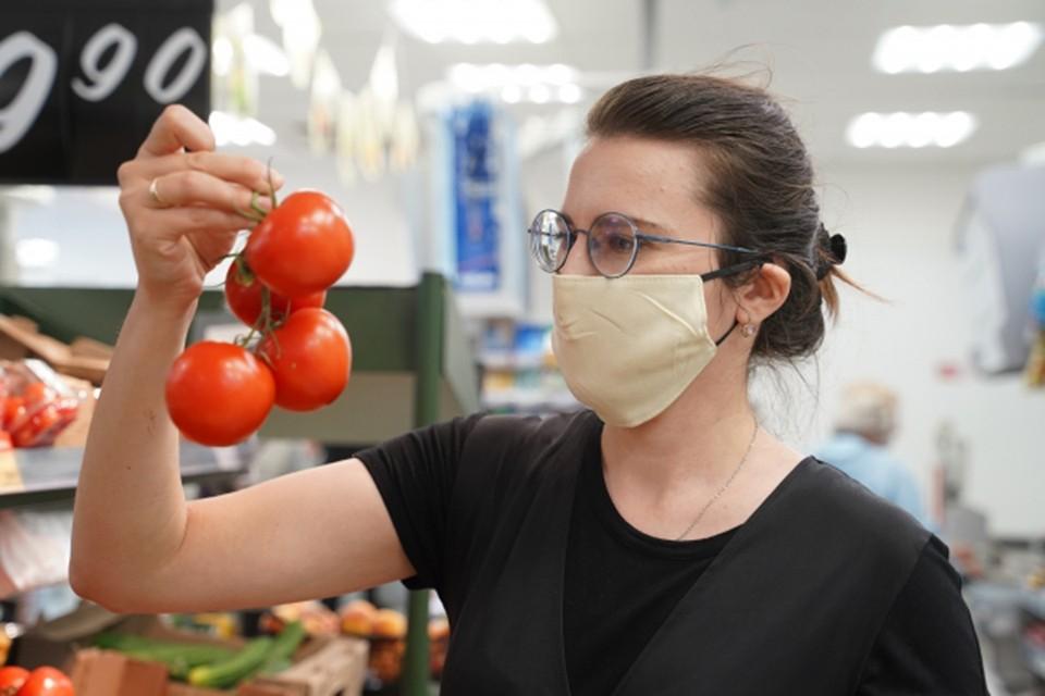Среди овощей больше всего выросла стоимость помидоров