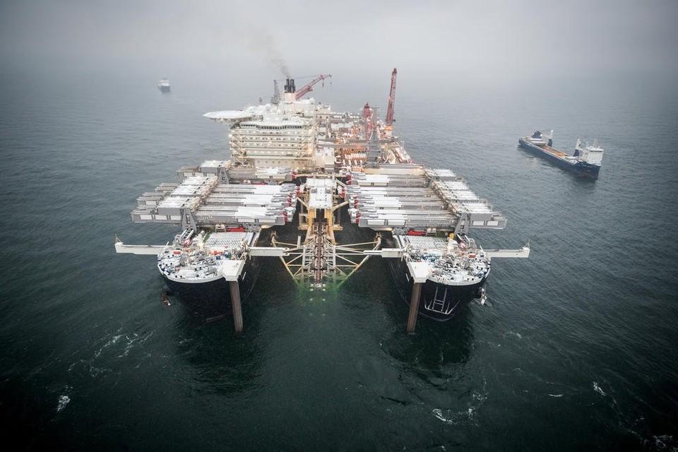 «Газпром» рассчитывает ввести в эксплуатацию «Северный поток – 2» в 2021 году.