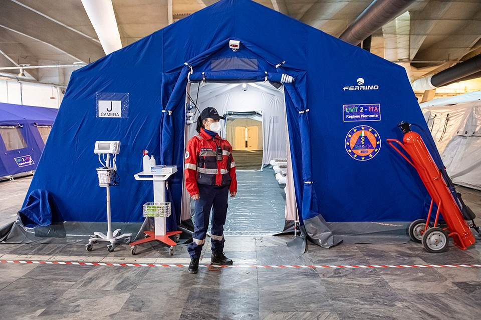 На помощь региональным медикам пришли и чиновники министерства здравоохранения