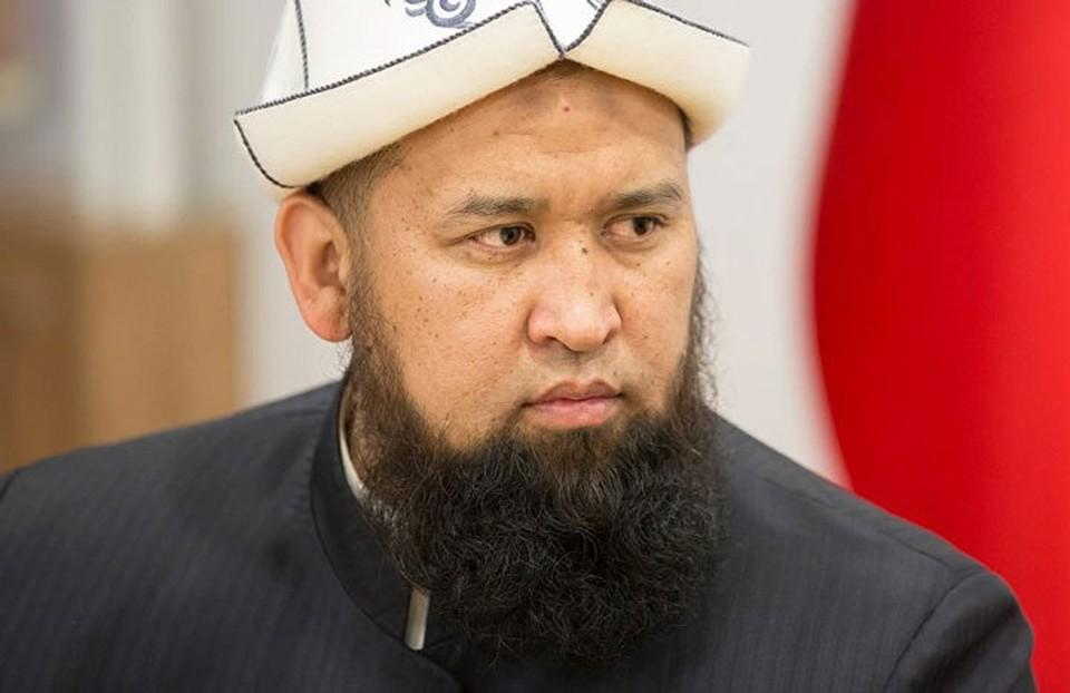 Экс-муфтия отпустили под домашний арест.