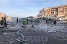 Во Владикавказе после взрыва в магазине из-за утечки газа следователи начали проверку