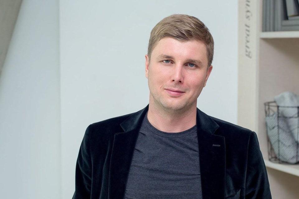 IT-бизнесмен и инвестор Рустам Гильфанов. Фото: личный архив.