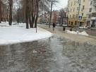 Ледяной дождь в Воронеже: фото с улиц и рекомендации травматологов