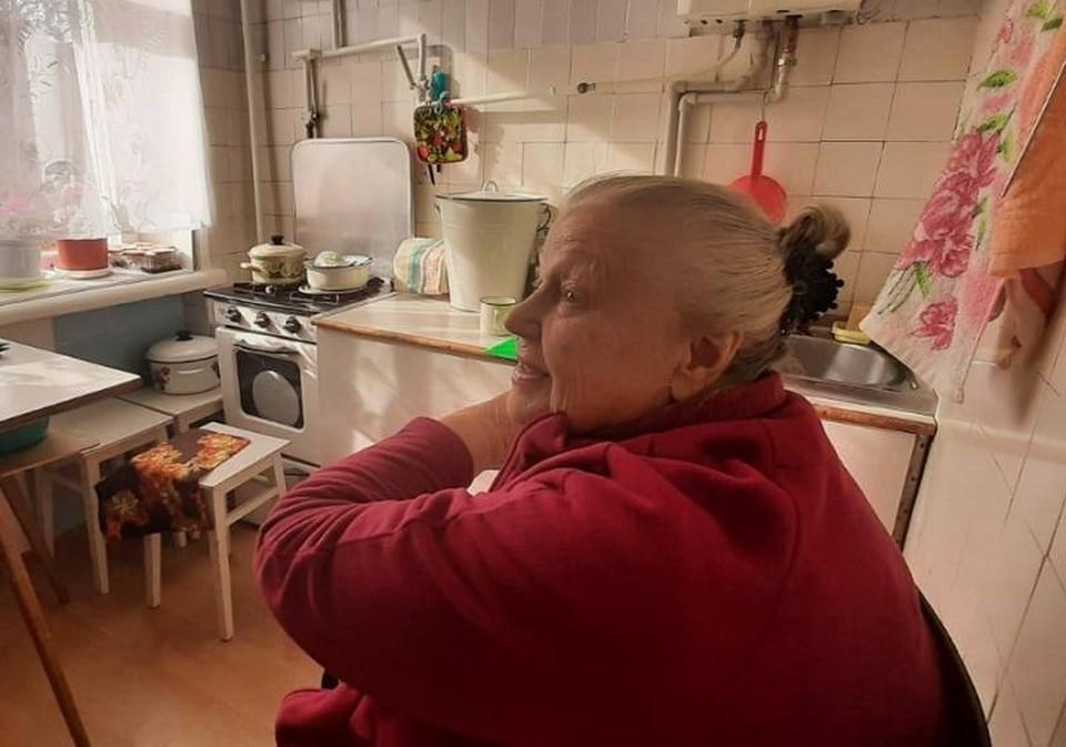 Пенсионерке установят автономную систему отопления. Фото: личная страница Сергея Бовтуненко/Facebook