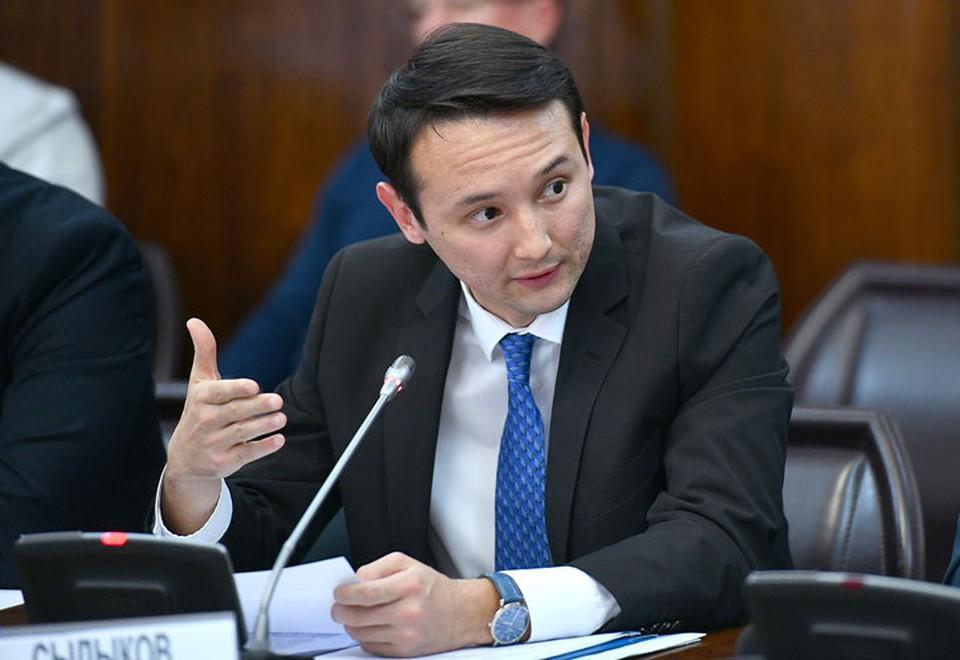 Аскар Сыдыков рассказал о настроениях инвесторов. Горнодобытчики обеспокоены складывающейся в стране ситуацией.