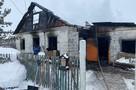 «Мать не сразу услышала, что дом горит»: подробности пожара в Башкирии, который унес жизни двух детей