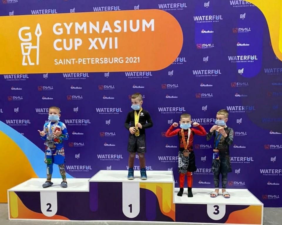 Юные спортсмены из Удмуртии победили на Международном турнире по джиу-джитсу Фото: пресс-служба администрации Воткинска