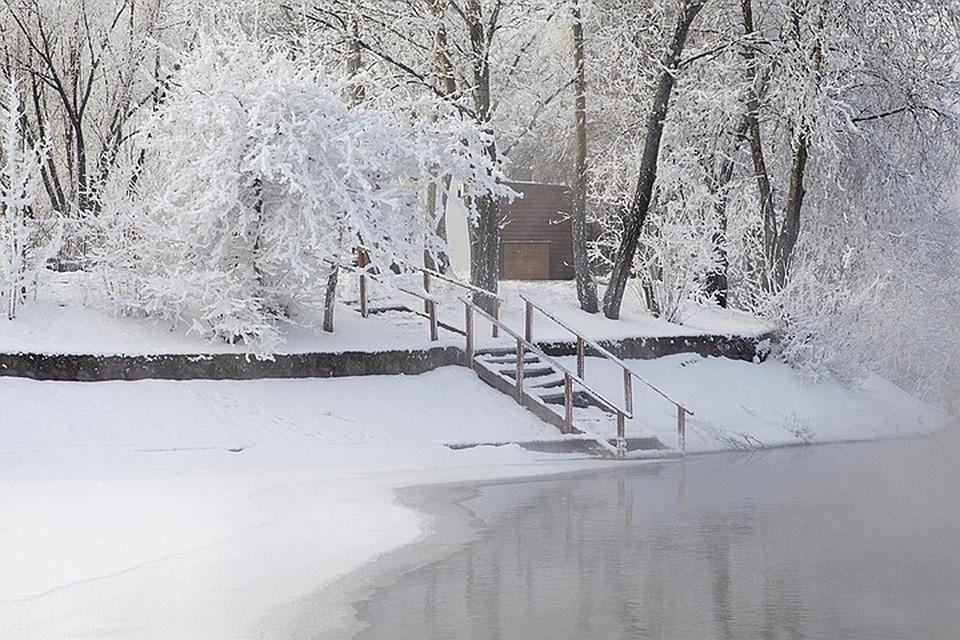 Погода в Иркутске: 13 февраля снега не ожидается.