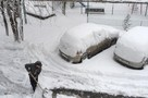 Последствия снегопада в Симферополе 13 февраля 2021: сугробы по колено, задержка рейсов и беспилотники МЧС