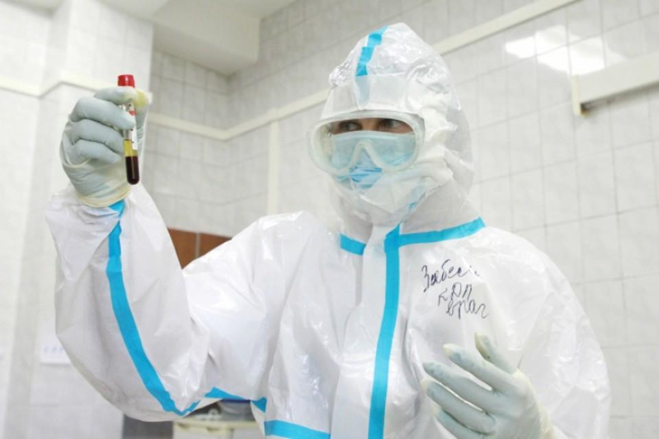 В регионе с начала пандемии зарегистрировано 47300 случаев заражения коронавирусом