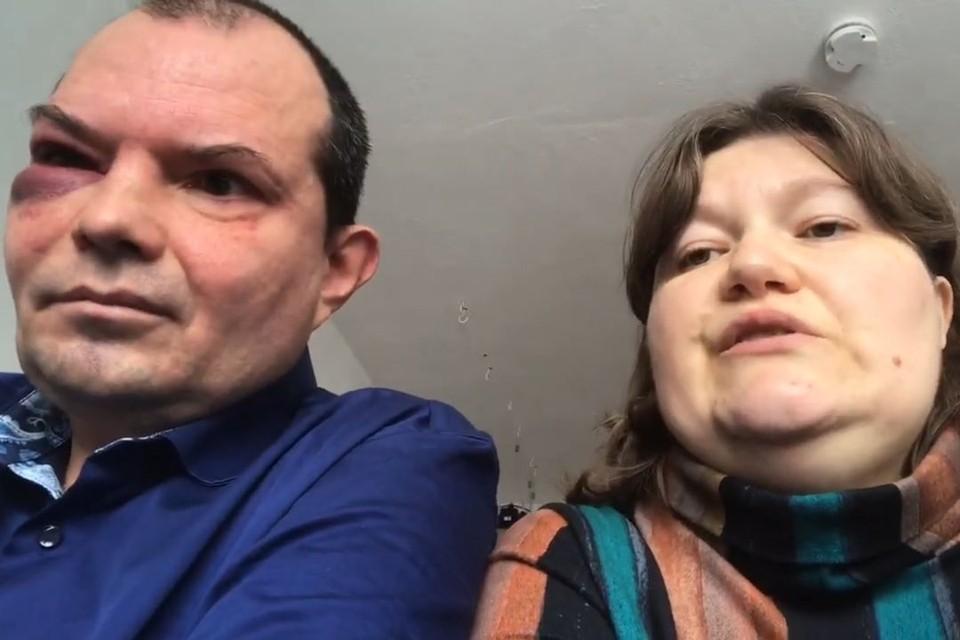 Евгений и Юлия Зайберт записали видеообращение: они просят российский МИД вмешаться в ситуацию, помочь им вернуть детей.