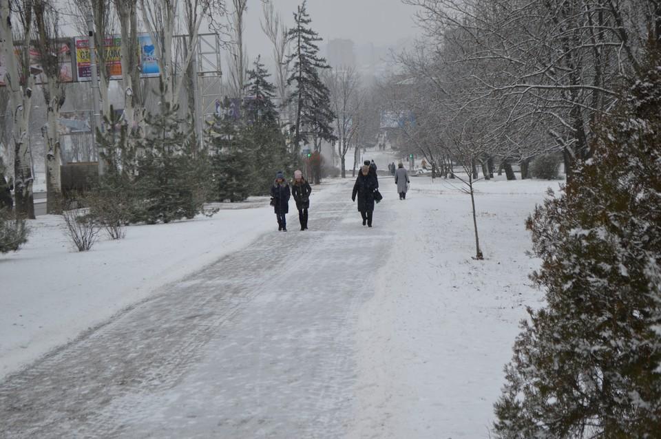 Завтра в Донецке будет ясно, - 7 градусов