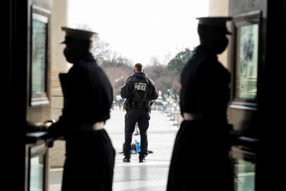 Около Белого дома задержали вооруженную женщину, которая хотела передать Байдену письмо