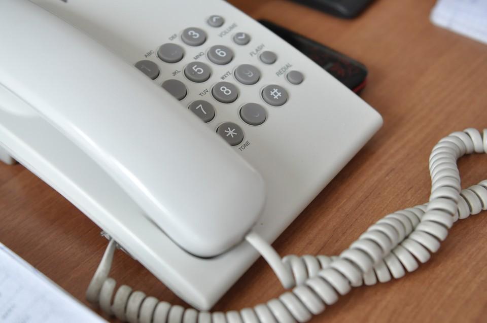 Обращаться граждане могут по бесплатному номеру телефона 8-800-30-18-44