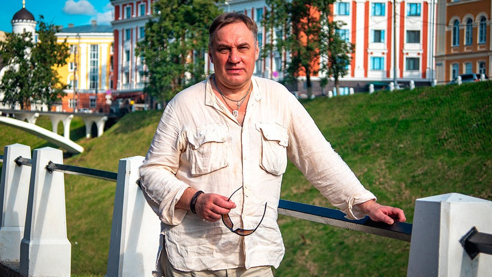 Олег Валкман скончался 12 февраля на 53 году жизни. Фото: www.valkman.ru
