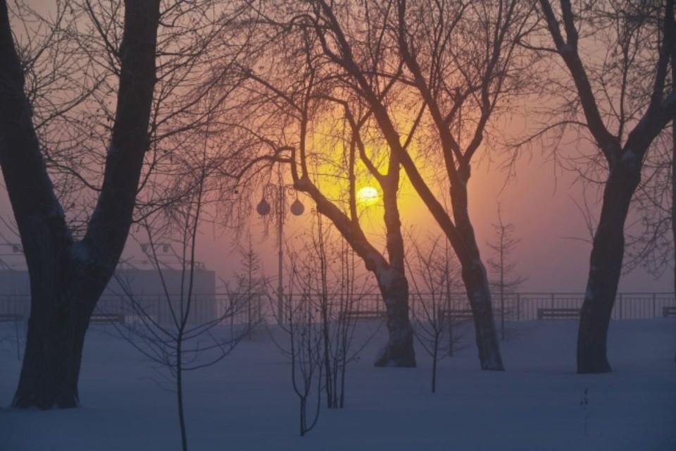 Основные холода придутся на четверг и пятницу.