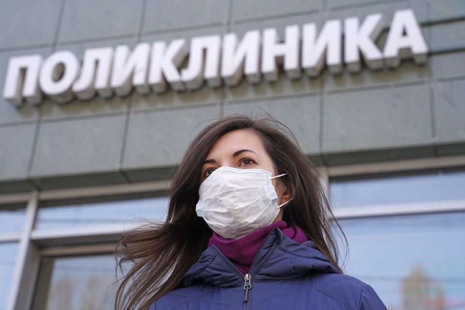 В Беларуси выявили 1100 новых случаев коронавируса за сутки