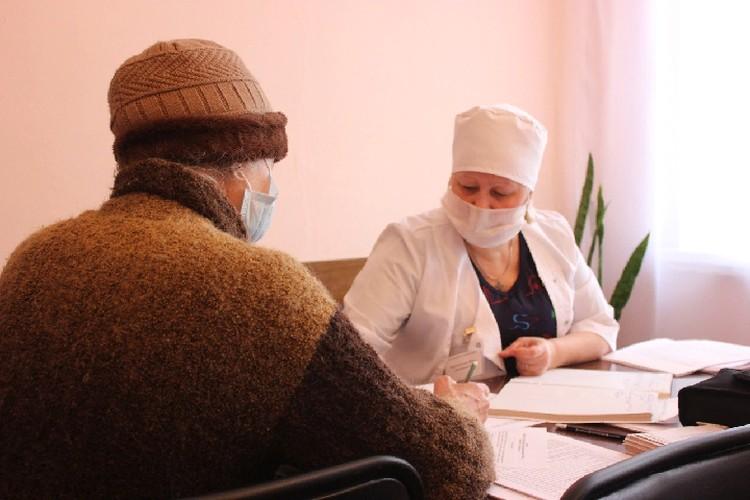 За сутки выявили 33 больных пневмонией