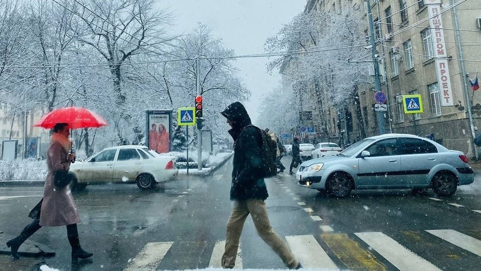 Погода на 23 февраля в Краснодарском крае: лютые морозы и дожди