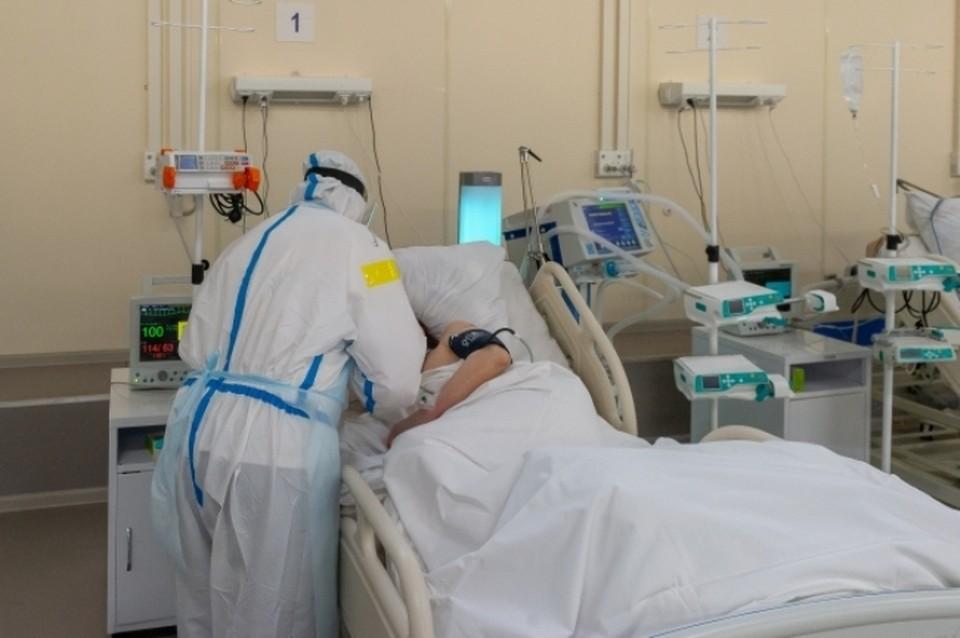 Приехал в гости и умер: в Кузбассе скончался еще один пациент с коронавирусом