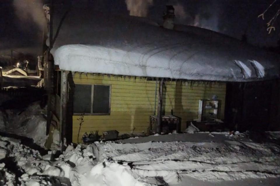 Огонь вспыхнул в квартире на Кооперативной. Фото: kirov.sledcom.ru
