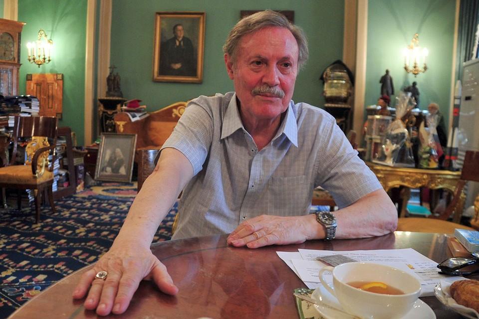 Художественный руководитель Малого театра, народный артист СССР рассказал kp.ru о самочувствии
