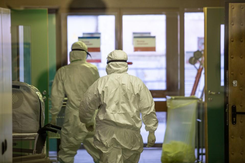 За все время коронавирус в ДНР диагностировали у 22 899 жителей