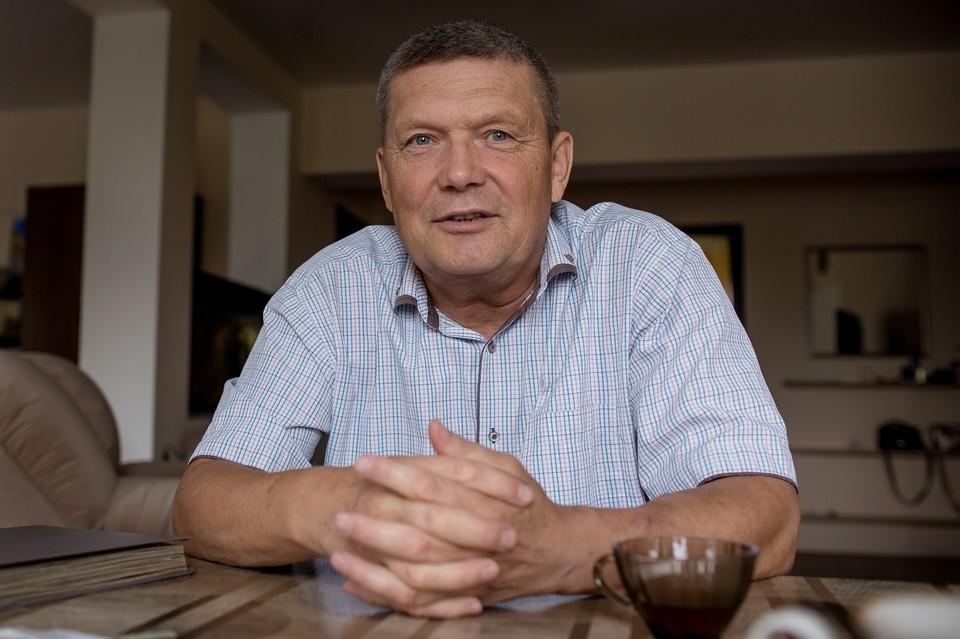 Игорь Бурков награжден медалями за боевые заслуги в Афганистане и Чечне