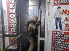 Пожар на Качинском рынке в Волгограде 16 февраля 2021: прямая онлайн-трансляция