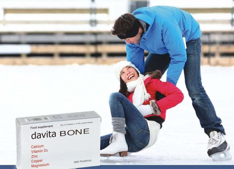 davita Bone лучший друг и защитник ваших костей!