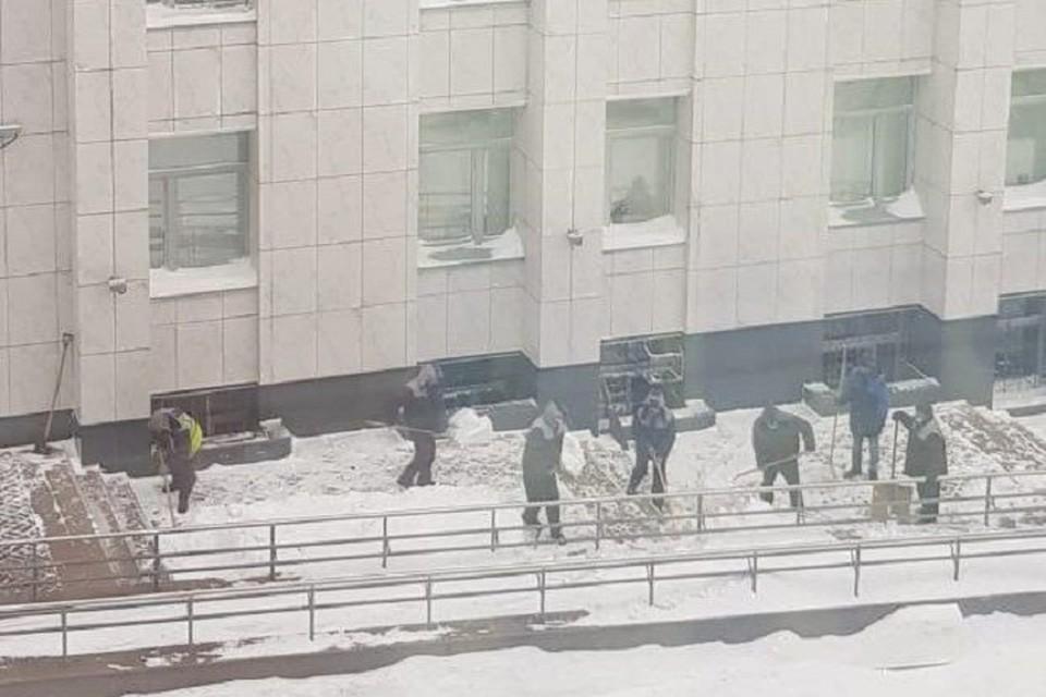 Школы Хабаровска работают в штатном режиме