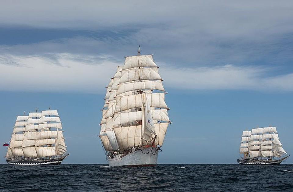 Одна из самых масштабных экспедиций в истории больших парусников. Фото: предоставлено «КП» военными следователями