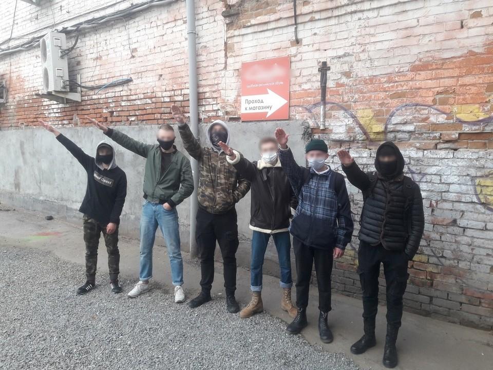 Расследование пока продолжается. С подозреваемых подростков взяли подписку о невыезде. Фото: пресс-служба СУ СК по Омской области