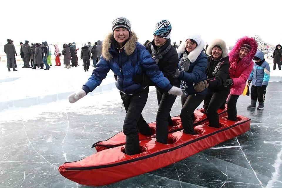 Каток на Байкале в 2021 году будет готов к открытию фестиваля ледовых скульптур