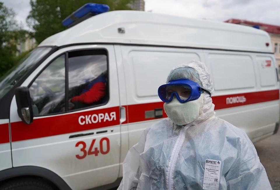 В России за сутки выявили 13 447 новых случаев заражения коронавирусом