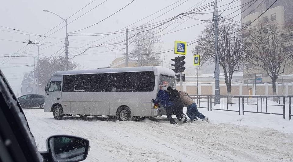 Фото Нины ШИЛОНОСОВОЙ