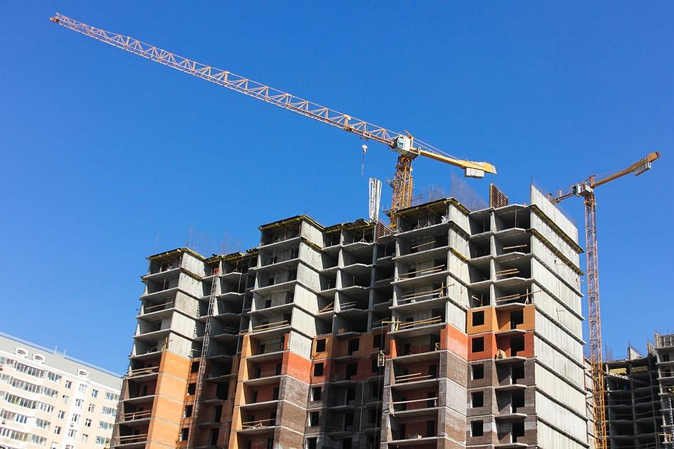 Впереди всех оказалось Приморье, где объем новых проектов составил более 60% от всего, что построили на начало года
