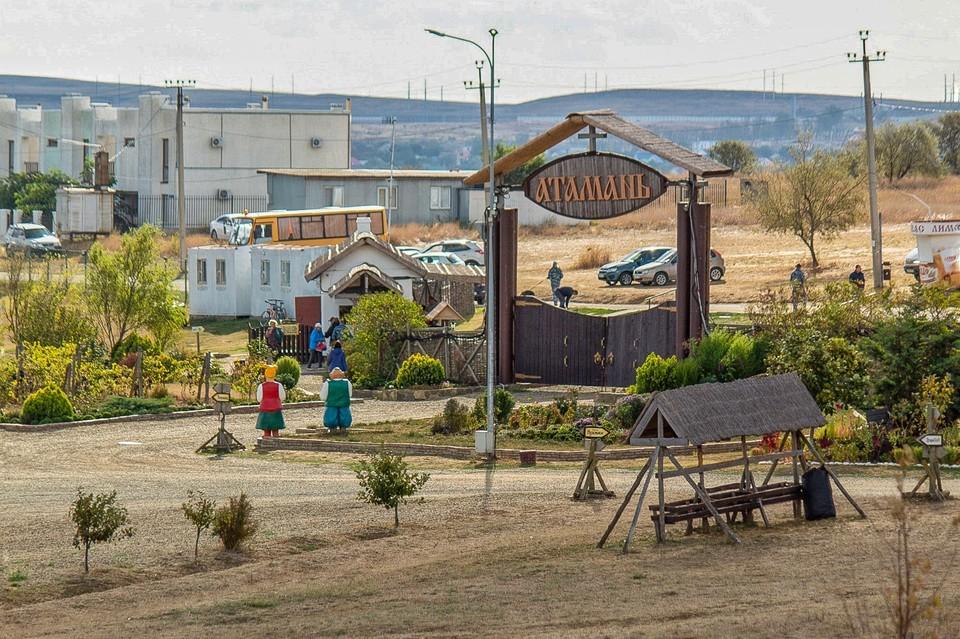 Фото выставочного комплекса