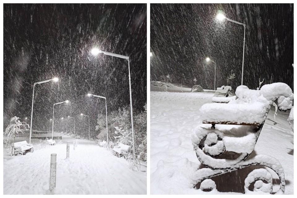 Зимнее Щелкино. Фото: instagram.com/viktoriya_bunyak/