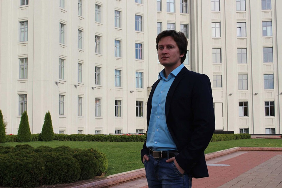 Александр Хамратов. Фото: Личный архив