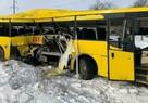 На Ставрополье школьный автобус столкнулся с тепловозом