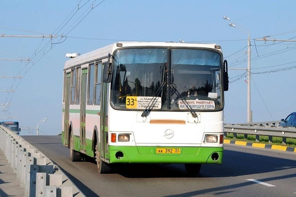 Фото: группа «Брянский автобус» в vk.com.